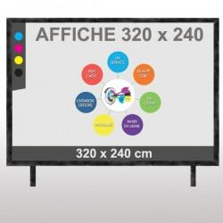 Affiches 320x240 (8m2)