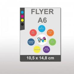 Flyers Prospectus A6