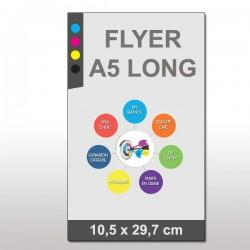 Flyers A5 Long