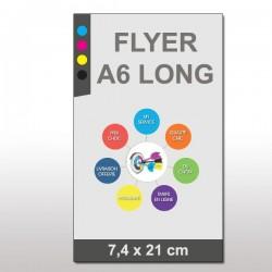 Flyers A6 Long