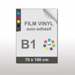 film vinyl b1
