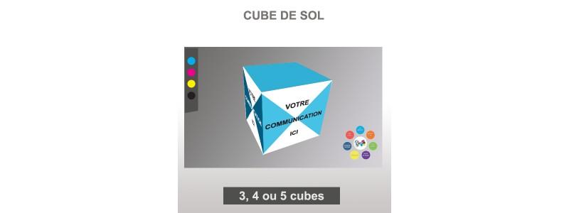 Cube de sol