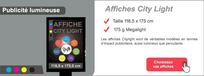 Affiches City Light